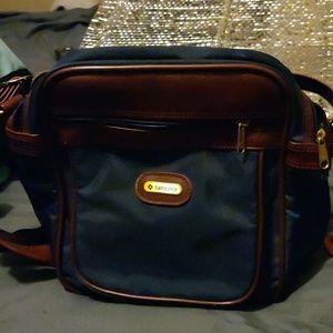 New Samsonite carry-on bag